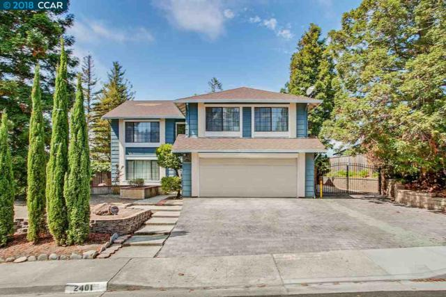 2401 Hill View Ln, Pinole, CA 94564 (#40837904) :: The Lucas Group