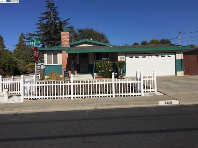 2631 Henry Ave, Pinole, CA 94564 (#40838822) :: The Lucas Group
