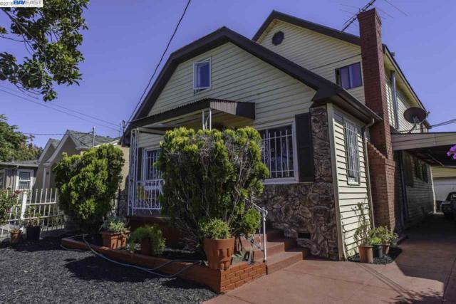 2738 Parker Avenue, Oakland, CA 94605 (#40839325) :: Armario Venema Homes Real Estate Team
