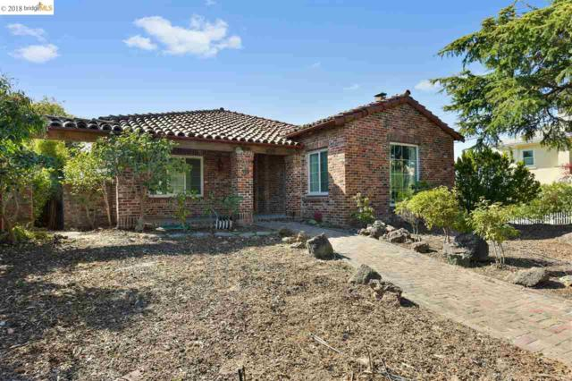 6055 Rockwell St, Oakland, CA 94618 (#40840452) :: Armario Venema Homes Real Estate Team