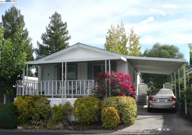3231 Vineyard Ave, #83 #83, Pleasanton, CA 94566 (#40840820) :: The Lucas Group