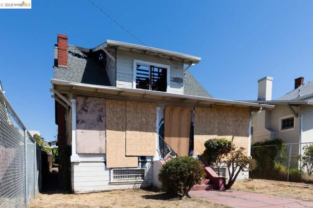 4716 Foothill Blvd, Oakland, CA 94601 (#40840856) :: Armario Venema Homes Real Estate Team