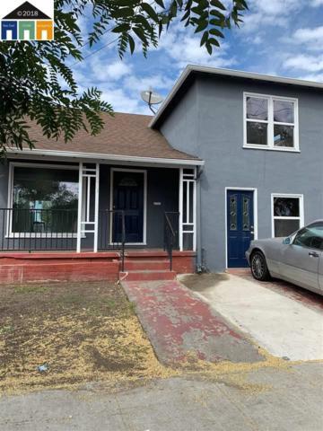 2011 82Nd Ave, Oakland, CA 94621 (#40840947) :: Armario Venema Homes Real Estate Team