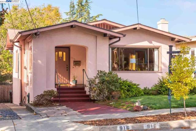 916 Carmel Ave, Albany, CA 94706 (#40842445) :: The Grubb Company