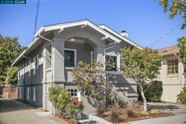 5355 Miles Ave, Oakland, CA 94618 (#40842799) :: The Grubb Company