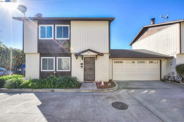 207 Poplar Ave, Hayward, CA 94541 (#40848908) :: Armario Venema Homes Real Estate Team