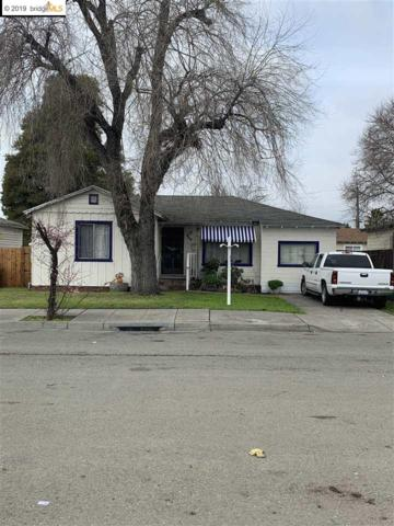 449 98th Ave, Oakland, CA 94603 (#40848912) :: The Lucas Group
