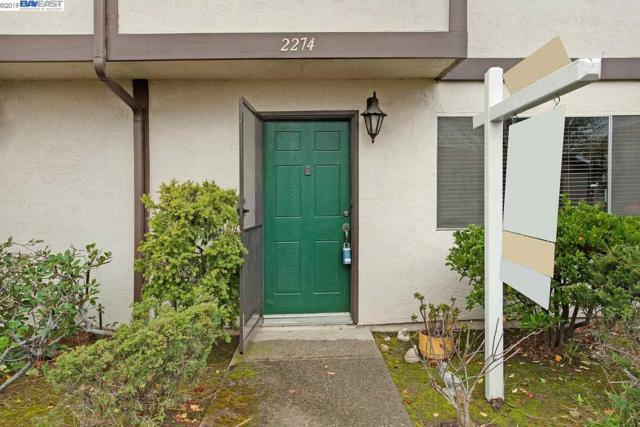 2274 Belvedere Ave., San Leandro, CA 94577 (#40850019) :: Armario Venema Homes Real Estate Team