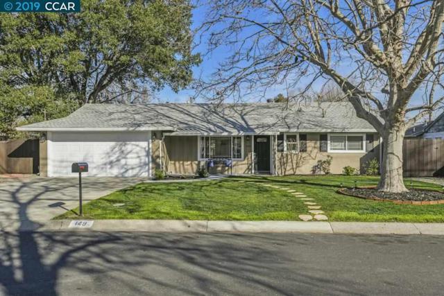 148 Luella Dr, Pleasant Hill, CA 94523 (#40852195) :: The Lucas Group
