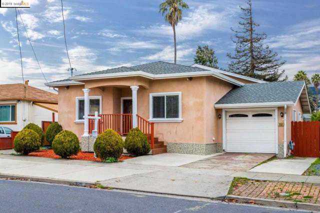 856 Lassen St., Richmond, CA 94805 (#40853113) :: Armario Venema Homes Real Estate Team