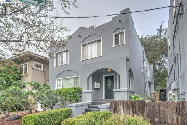 5543 Claremont Ave, Oakland, CA 94618 (#40853810) :: The Grubb Company
