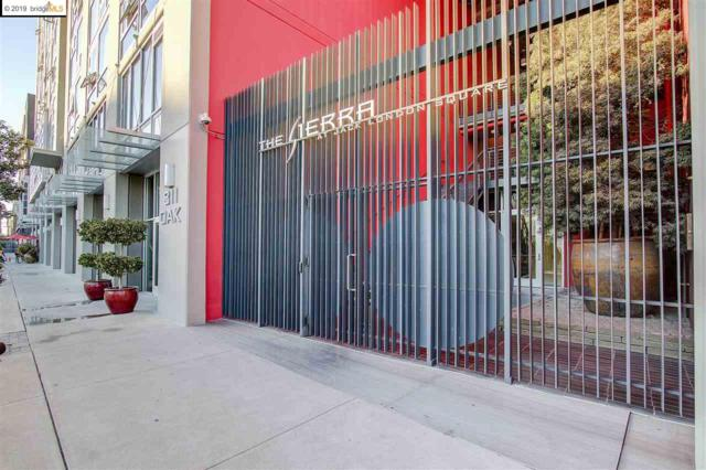 311 Oak St #807, Oakland, CA 94607 (#40854398) :: The Grubb Company