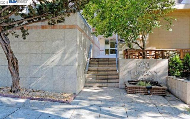 590 El Dorado Ave #310, Oakland, CA 94611 (#40854433) :: The Lucas Group