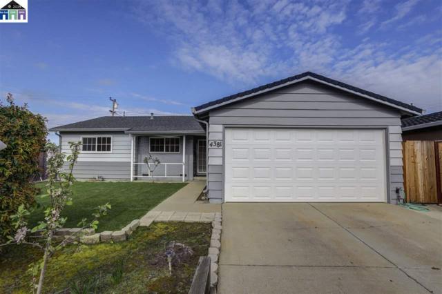 4381 La Cosa Ave, Fremont, CA 94536 (#40856381) :: The Grubb Company