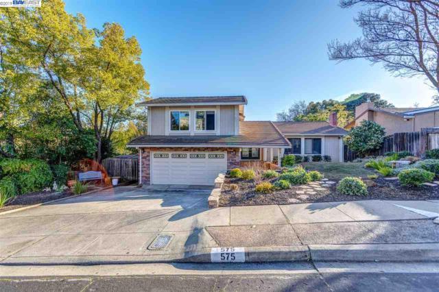 575 Del Sol Ave, Pleasanton, CA 94566 (#40856842) :: Armario Venema Homes Real Estate Team