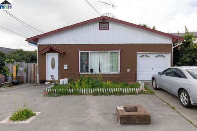 415 3rd Street, Rodeo, CA 94572 (#40857139) :: Armario Venema Homes Real Estate Team