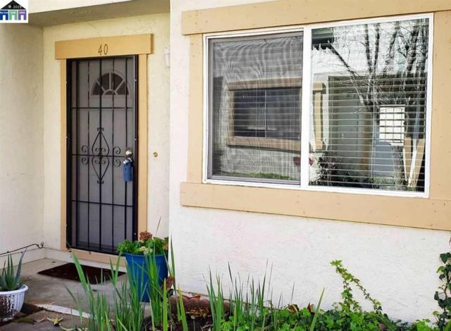 40 Sheffield Ct, San Pablo, CA 94806 (#40857622) :: Armario Venema Homes Real Estate Team