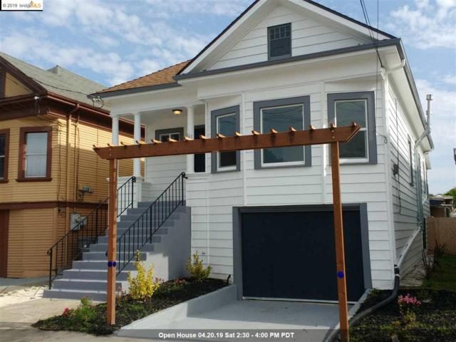 1161 61st St, Oakland, CA 94608 (#40860596) :: Armario Venema Homes Real Estate Team