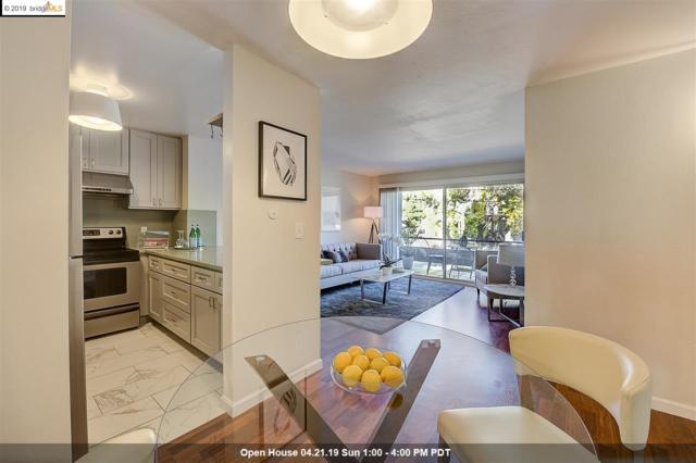 401 Monte Vista Ave #205, Oakland, CA 94611 (#40860893) :: The Grubb Company