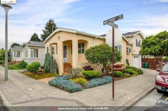 600 Masonic Ave, Albany, CA 94706 (#40861367) :: Armario Venema Homes Real Estate Team