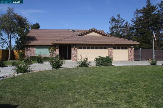 4670 Lariat Ln, Oakley, CA 94561 (#40861660) :: Armario Venema Homes Real Estate Team