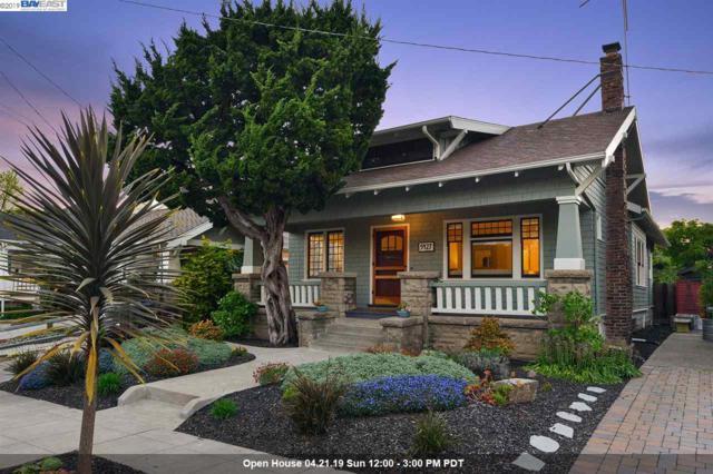 5427 Boyd Ave, Oakland, CA 94618 (#40861720) :: The Grubb Company