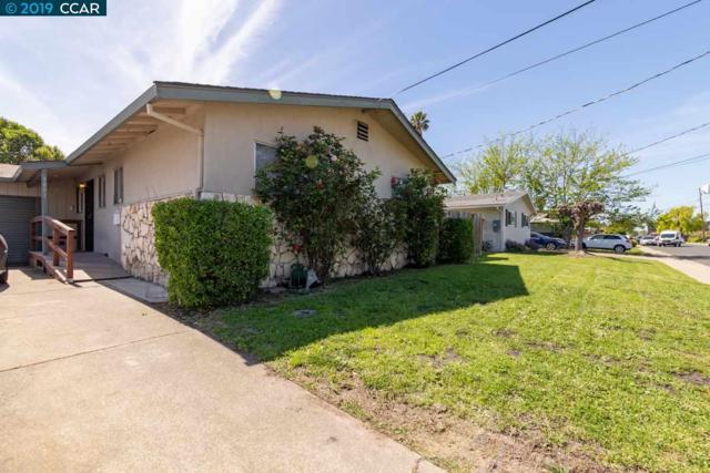 1891 Queens Rd, Concord, CA 94519 (#40861736) :: Armario Venema Homes Real Estate Team