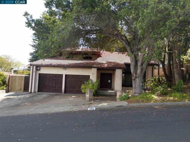 235 Harris Ave, Rodeo, CA 94572 (#40861764) :: Armario Venema Homes Real Estate Team