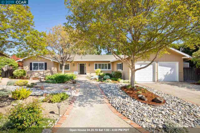 2853 Cedro Ln, Walnut Creek, CA 94598 (#40861776) :: The Grubb Company