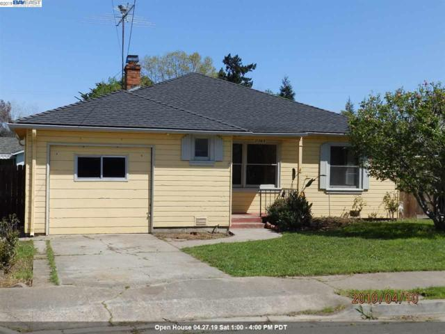21268 Tyee St, Castro Valley, CA 94546 (#40861815) :: Armario Venema Homes Real Estate Team