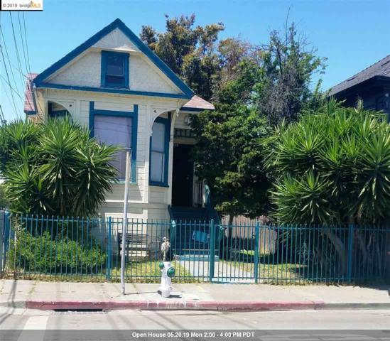 2103 Myrtle St, Oakland, CA 94607 (#40865214) :: Armario Venema Homes Real Estate Team