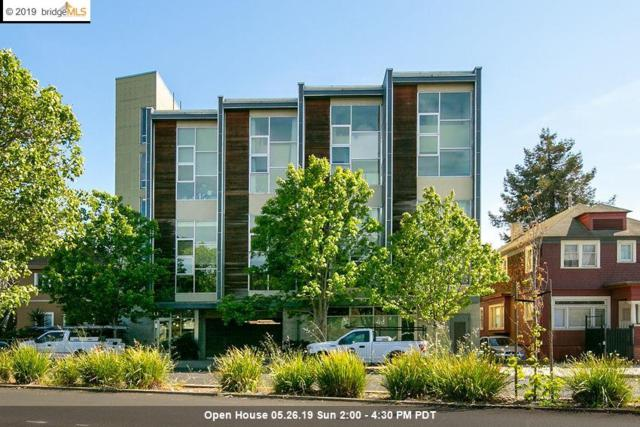 485 W Macarthur Blvd #405, Oakland, CA 94609 (#40865987) :: The Grubb Company
