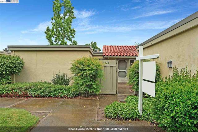 1624 Calle Santiago, Pleasanton, CA 94566 (#40866611) :: Armario Venema Homes Real Estate Team
