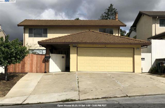 2722 Stanton Heights Ct, Castro Valley, CA 94546 (#40866696) :: The Grubb Company