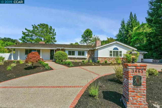 3465 S Silver Springs Rd, Lafayette, CA 94549 (#40869997) :: Armario Venema Homes Real Estate Team