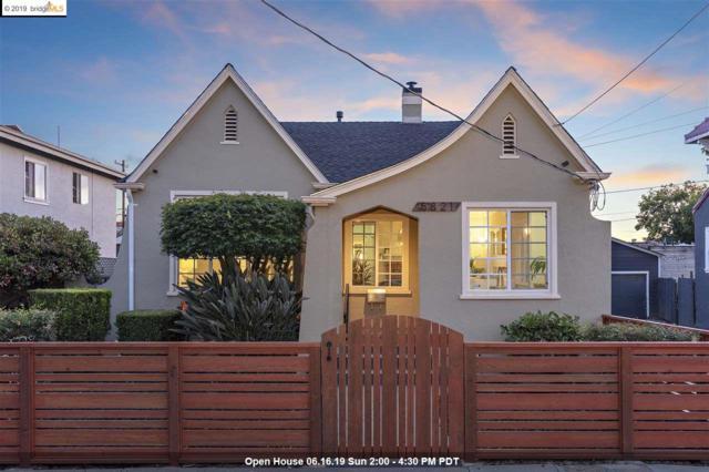 5821 Fleming Ave, Oakland, CA 94605 (#40870050) :: Armario Venema Homes Real Estate Team