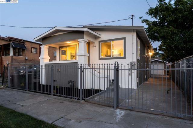 1106 92nd Ave, Oakland, CA 94603 (#40870103) :: Armario Venema Homes Real Estate Team
