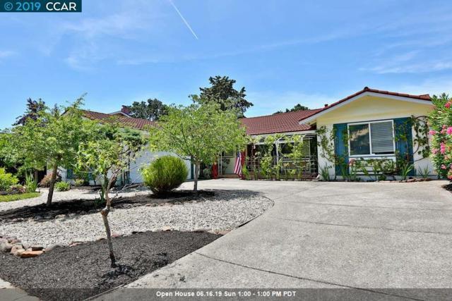 665 Rock Oak Rd, Walnut Creek, CA 94598 (#40870393) :: Blue Line Property Group