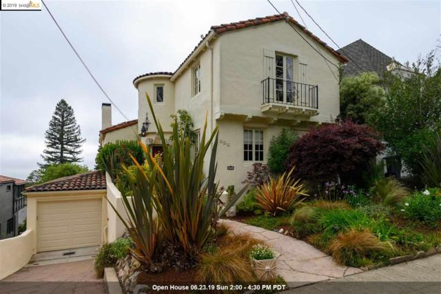 672 Cragmont Avenue, Berkeley, CA 94708 (#40870415) :: The Grubb Company