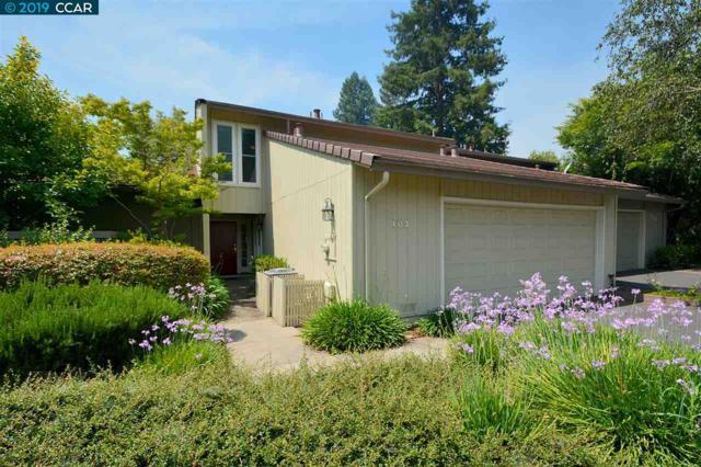 103 Rolling Green Cir, Pleasant Hill, CA 94523 (#40870470) :: J. Rockcliff Realtors