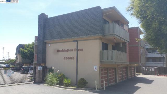 15355 Washington Ave #101, San Leandro, CA 94579 (#40871425) :: The Grubb Company