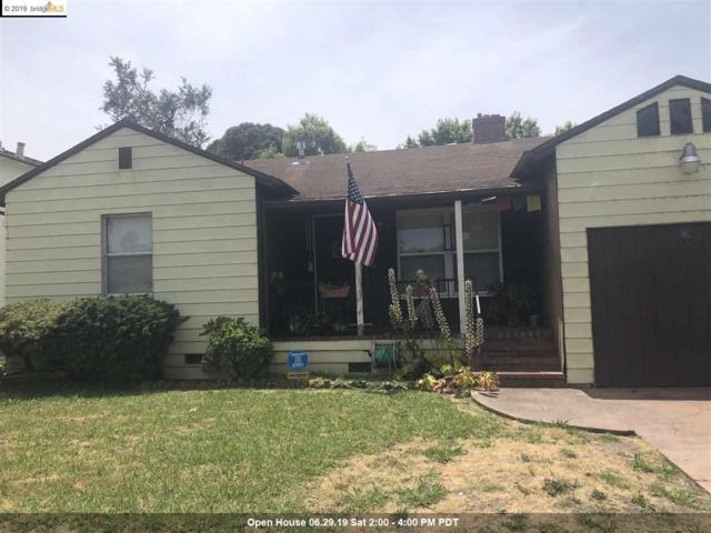 1451 San Joaquin Street, Richmond, CA 94804 (#40871702) :: The Grubb Company