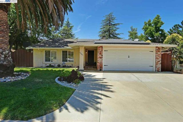 1151 Bordeaux St, Pleasanton, CA 94566 (#40872850) :: Armario Venema Homes Real Estate Team