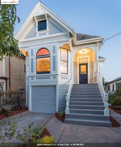 741 59Th St, Oakland, CA 94609 (#40873443) :: Armario Venema Homes Real Estate Team