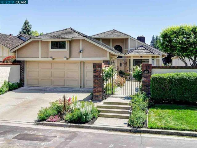 355 Jacaranda Dr., Danville, CA 94506 (#40873594) :: Armario Venema Homes Real Estate Team
