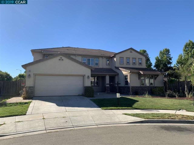 419 Lakeview Ct, Oakley, CA 94561 (#40873618) :: Armario Venema Homes Real Estate Team