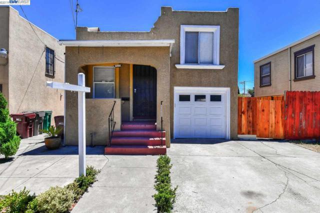 1058 80Th Ave, Oakland, CA 94621 (#40874148) :: Armario Venema Homes Real Estate Team