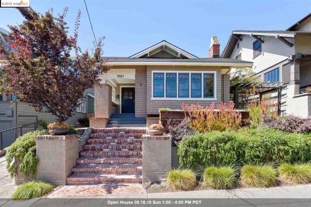 5524 Lawton Ave, Oakland, CA 94618 (#40877345) :: Realty World Property Network