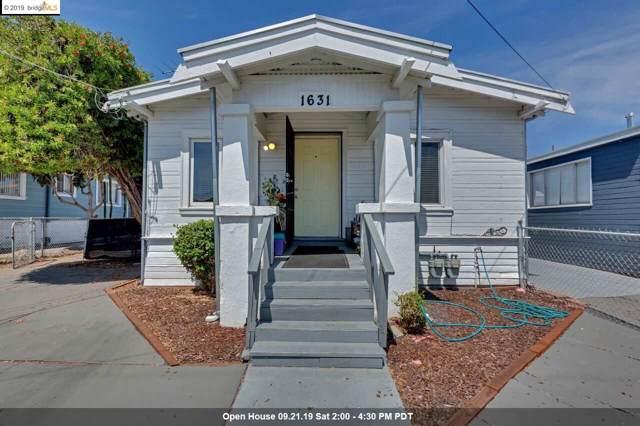 1629 Church Street, Oakland, CA 94621 (#40880004) :: Armario Venema Homes Real Estate Team