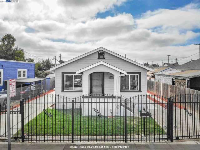1226 90th Ave, Oakland, CA 94603 (#40882407) :: Armario Venema Homes Real Estate Team